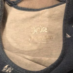Justice Other - Girl's bodysuit